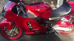 Kawasaki Zx12r 2001