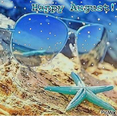 Beach Happy August