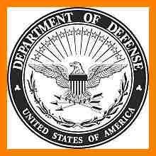 department  defense letterhead template letter flat