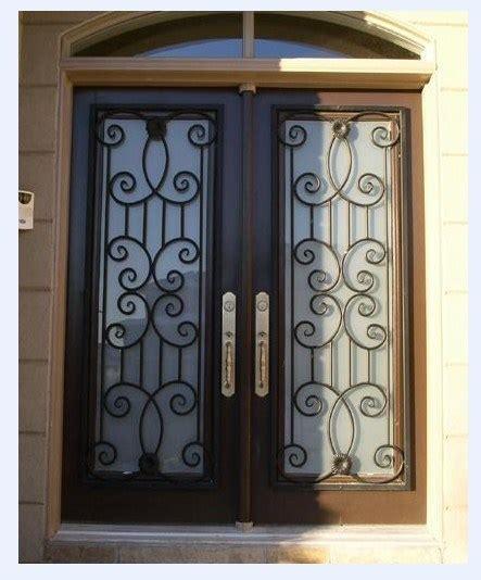 wrought iron security doors security doors wrought iron security door
