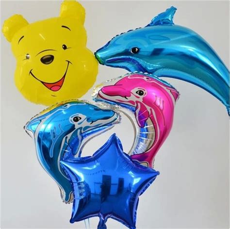 wedding party festival animals balloons air