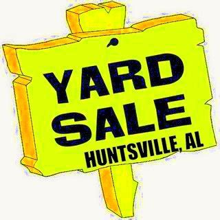 huntsville  yard sale posts facebook