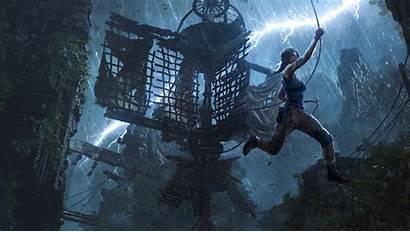 Tomb Raider Shadow Tombraider Hydra