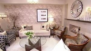 Diy decor ideas for living room mirror wall decor ideas for Homemade decoration ideas for living room