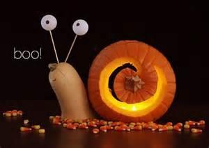 diy pumpkin snail garden lantern easy decoration idea kid craft holicoffee