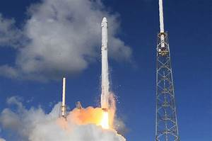 SpaceX scrubs 1st government satellite launch - Baltimore Sun