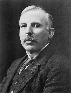 Ernest Rutherford (1871-1937) Photograph by Granger