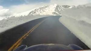 Mt Evans Opening Day 2014