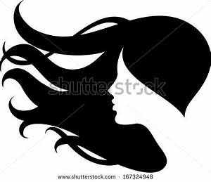 Female Head Silhouette Stock Photos, Images, & Pictures ...