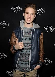 Teenage Singing Sensation Ryan Beatty Performs at Hard ...