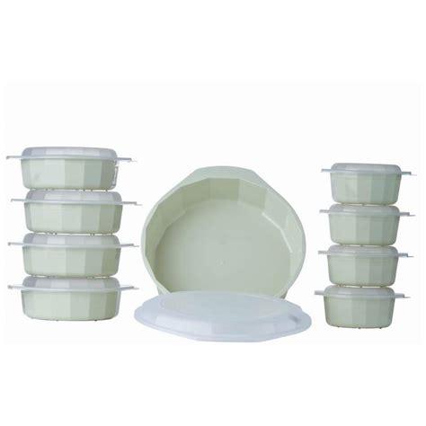 microwave safe cookware dishwasher 18pc refrigerator lacuisine