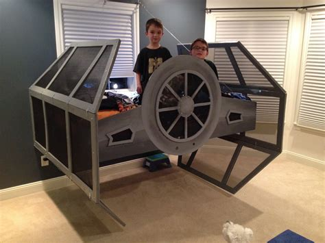 star wars tie fighter bed ryobi nation projects