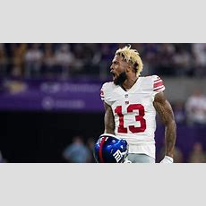 The Giants Have An Odell Beckham Jr Problem  For The Win