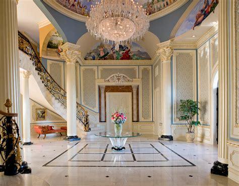 million  square foot limestone mansion