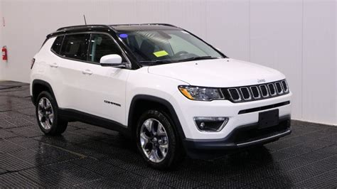 jeep compass sport 2018 new 2018 jeep compass limited sport utility in braintree
