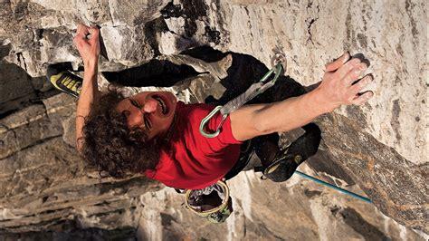 Adam Ondra Climbing Change World First Route