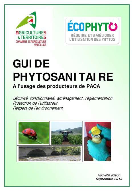 chambre d agriculture de vaucluse calaméo guide phytosanitaire