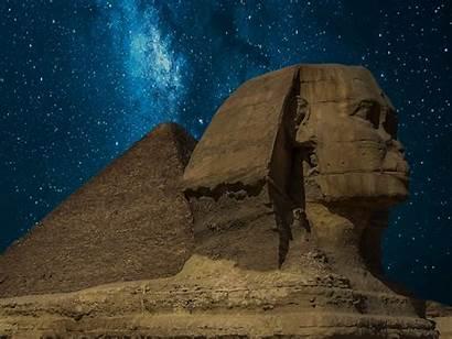 Sphinx Giza Milky Way Standard
