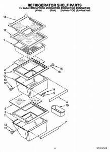 Maytag Refrigerator Parts Diagram