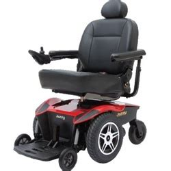 pride jazzy select hd power wheelchair