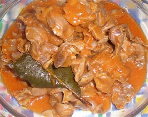 cuisiner des gesiers gésiers à la portugaise par cuisine portugaise