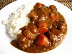 Riz Au Curry Japonais : recette japonaise curry japonais ~ Nature-et-papiers.com Idées de Décoration