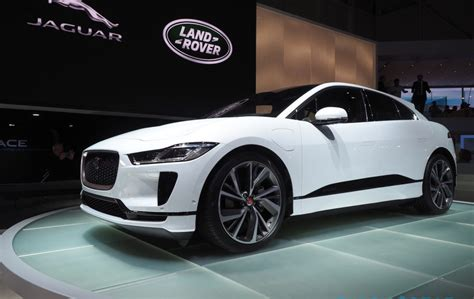 2019 Jaguar I Pace by 2019 Jaguar I Pace Us Price Undercuts Model X Slashgear