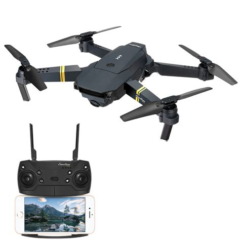 eachine e58 wifi fpv with 2mp wide angle high hold mode foldable rc drone quadcopter rtf