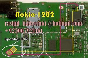Celpapa  Nokia 1202  1203 Ringer Buzzer Ways Problem Jumper Solution