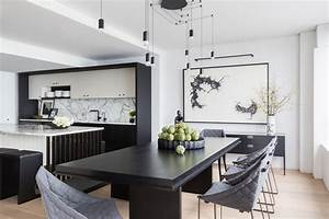 A, Cramped, Kitchen, And, Dining, Room, Become, One, Ideal, Entertaining, Spot, Photos