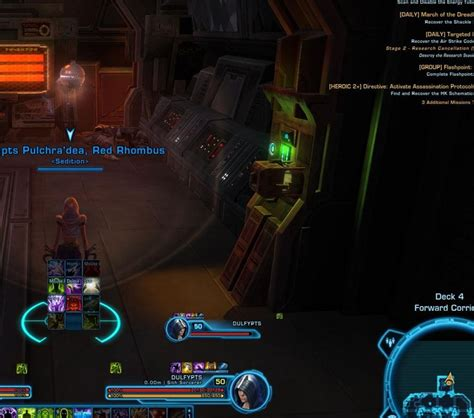 Swtor Pazaak Deck Quest by Swtor Hk 51 Quest Guide Patch 1 5