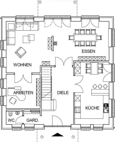 Moderne Häuser Zum Ausmalen by Die Besten 25 Grundriss Einfamilienhaus Ideen Auf
