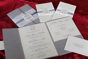 Lace theme wedding invitation philippines wedding for Elegant wedding invitations in the philippines