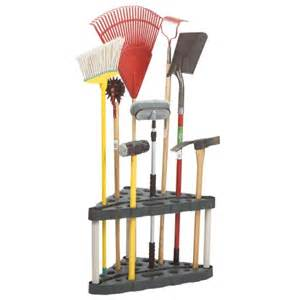 tool storage rubbermaid garden tool storage