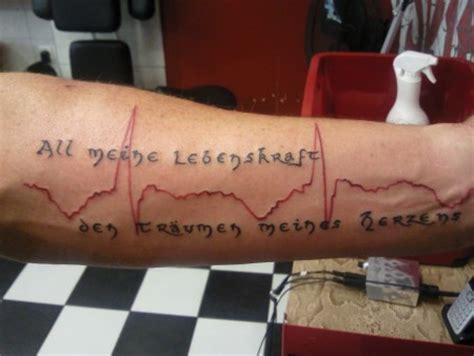fish mein credo tattoos von tattoo bewertungde