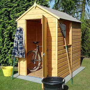 6x4 Garden Sheds for Sale in Ireland Free Delivery