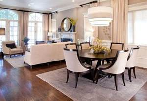 livingroom restaurant 4 tricks to decorate your living room and dining room combo