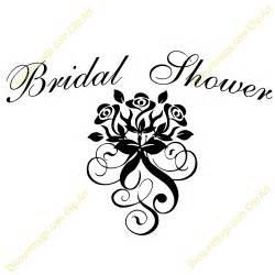 Bridal Shower Clip Art