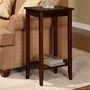 Dhp, 5138096, Rosewood, Tall, End, Table