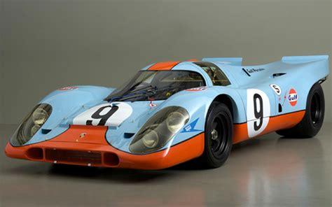 Canepa's Gulf Porsche 917 Restoration To Monterey