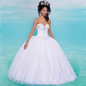 Online Get Cheap Pink White Quinceanera Dresses ...