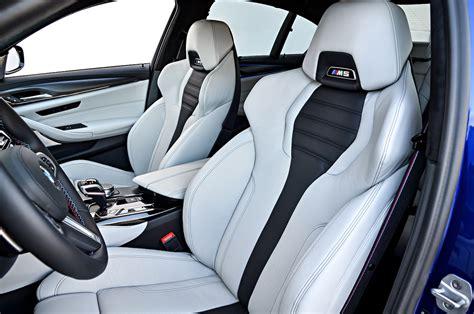 bmw  front interior seats  motor trend