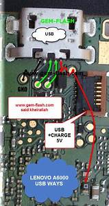 Lenovo A6000 Usb Charging Problem Solution Jumper Ways