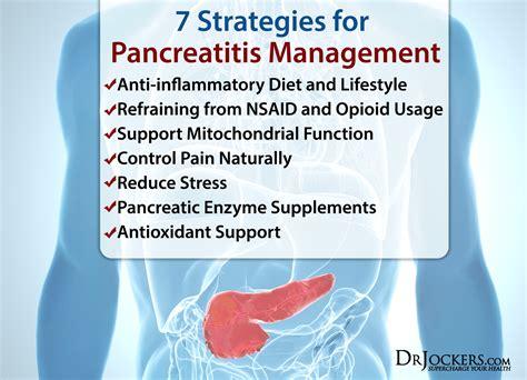 7 Strategies To Heal Pancreatitis Naturally Drjockerscom