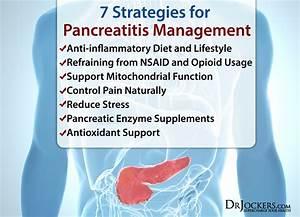 7 Strategies To Heal Pancreatitis Naturally
