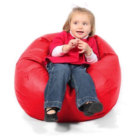 Child Bean Bag Armchair by Vinyl Bean Bag Chairs For Home Furniture Design