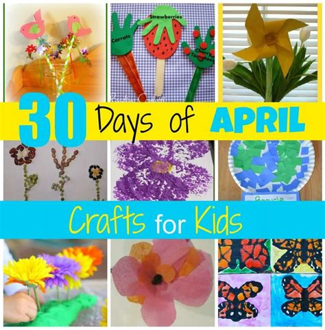 mamas like me 30 days of april crafts for month of 798 | 34b179a4d055645353f22a747a3088e5