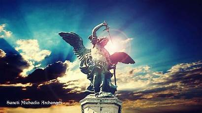 Archangel Michael Angel St Sword Saint Wallpapers