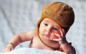 Small baby looks like thinking deeply - New hd ...