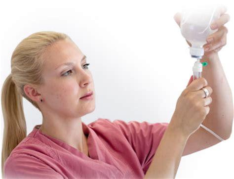 pansement chambre implantable perfusion nutrition insulinothérapie à domicile lens